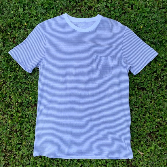 Urban Outfitters Other - Urban Outfitters Striped Pocket T-Shirt